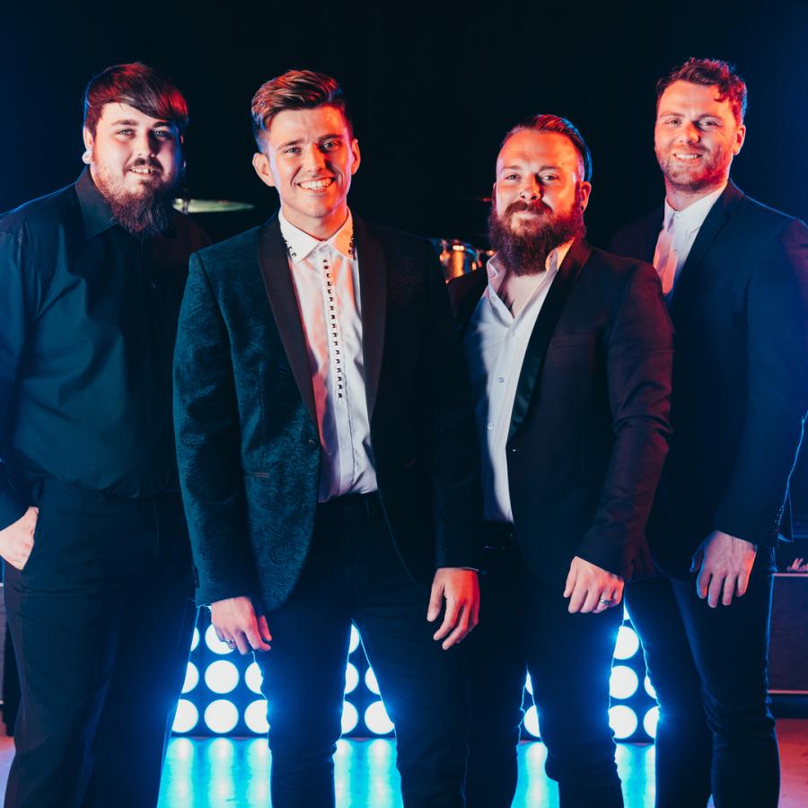 rock nation wedding band